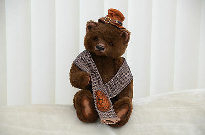 Artist Bear By Sylvie Dassonville Dreams Bears Cookie