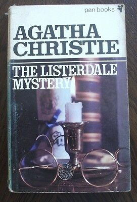 Agatha Christie - The Listerdale Mystery - Pan 1st Paperback Edition 1970