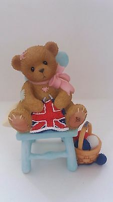 CHERISHED TEDDIES  > AMELIA < - EXCLUSIVE  Limited edition + Retired 4019310