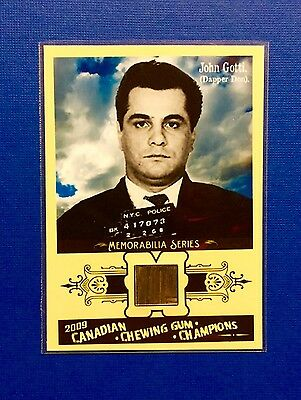 "John Gotti-AMAZING Piece of GOTTI'S Cigarette Lighter ""EXTREMELY RARE"""