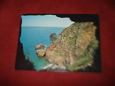 VINTAGE CHANNEL ISLANDS: SARK Window in the rock colour