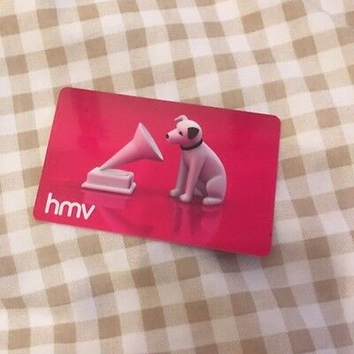 £20 HMV Gift Card Voucher