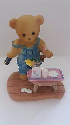 CHERISHED TEDDIES  > egg-ceptional mother's day < -  Retired 4027219E