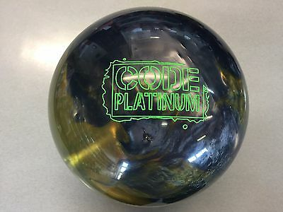 STORM CODE PLATINUM  bowling ball 13 LB.   NEW UNDRILLED IN BOX!