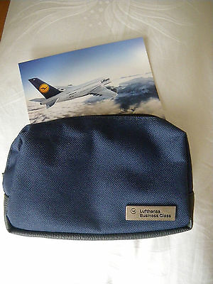 Lufthansa Business Class ✈ Amenity Kit ✈ NEU mit Inhalt ✈ Kulturtasche