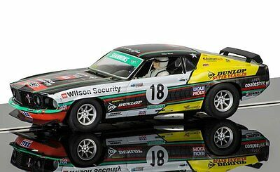 Scalextric 3728 Ford Mustang Boss 302 1969 TransAm HD