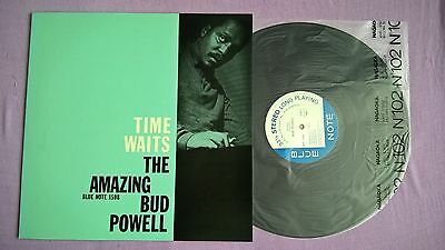 Blue Note 1598 - Time Waits The Amazing Bud Powell