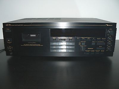Nakamichi CR-7E CR 7 E Tapedeck  **TOP**