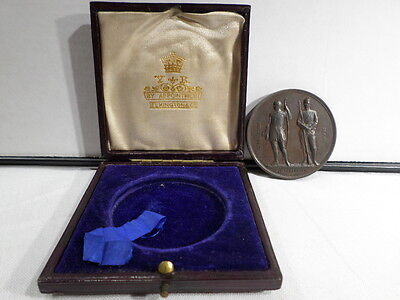 1860 National Rifle Association Bronze Medal with Box