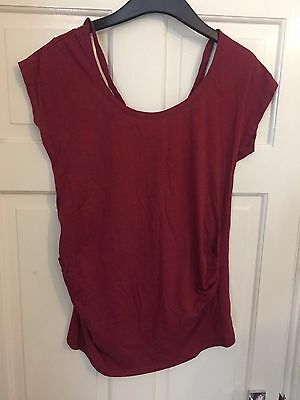 Womens New Look Maternity Top Size 8