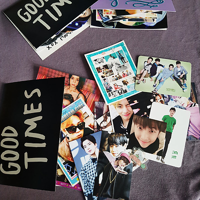 KPOP GOODIE BAG. (bts, bap, exo, snsd, shinee, twice, etc)