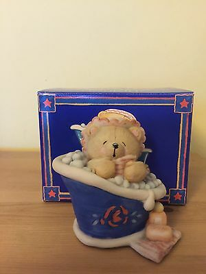 Forever Friends Teddy Figurine