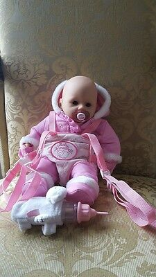 Baby Girl Annabell Doll Accessories Bundle #4