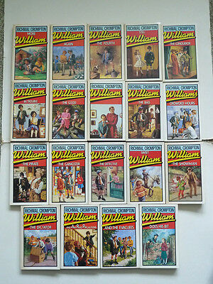 Collection Of William Paperback Books - By Richmal Crompton