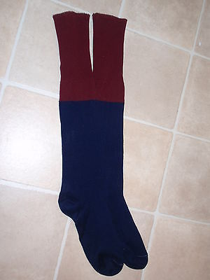 Genuine Vintage 1980's Boy's Sports Socks