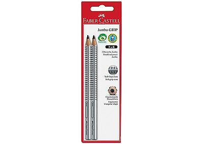Faber-Castell Pencils Jumbo GRIP 2 Blister card