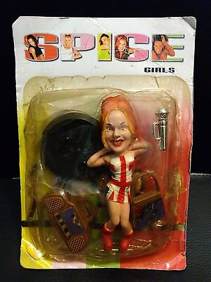 Vtg Spice Girls Ginger Spice Geri Halliwell 12 Cm Doll Rare Only On The Web Wow