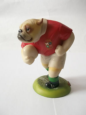 BULLDOG RUGBY  - LIONS - CC127l - DOGGY PEOPLE