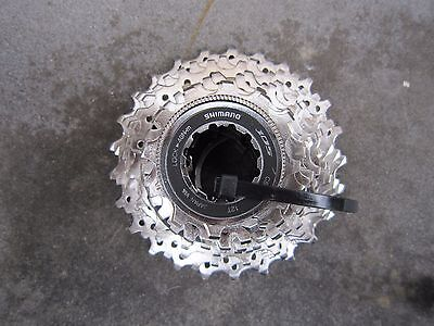 Shimano 105 10 Speed 12-25.cassette.limited Use.near New Cond.cost$80New!!