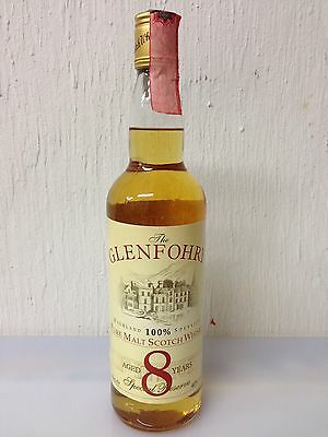 THE GLENFOHRY 8 y.o.  -  Pure Scotch Malt Whisky Special Reserve 70cl 40%