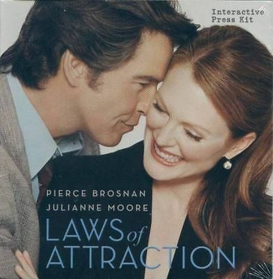 LAWS OF ATTRACTION - Pierce Brosnan, Julianne Moore