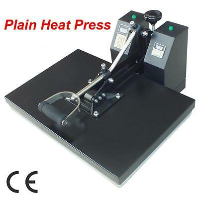 "New Digital Clamshell Heat Press Transfer T-Shirt Machine 15""X15"" Fast Shipping"