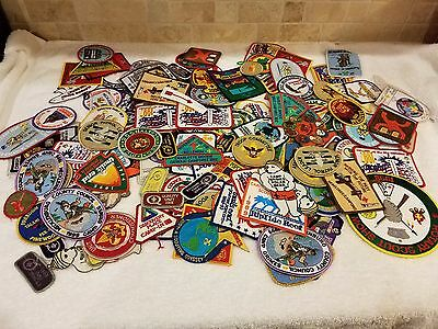 HUGE LOT of 152 Boy Scouts of America Patches