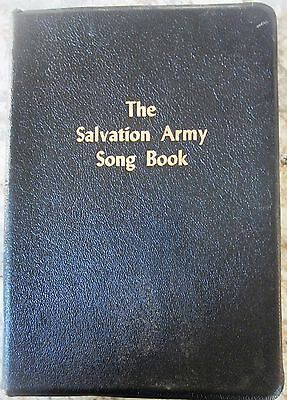 The Salvation Army Song Book 1967 Fourth Printing