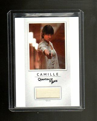 2017 James Bond Archives Final Edition PR25 Camille Relic 014/200  #2 card
