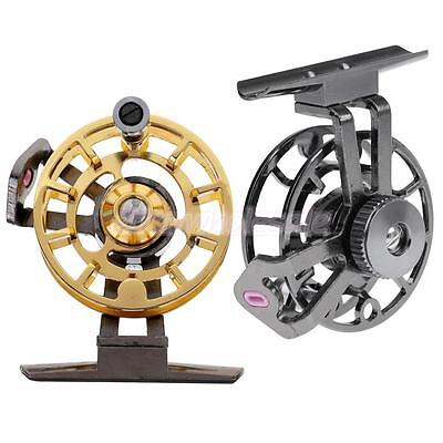 Aluminum Alloy Fly Reel Ice Fishing Reels Freshwater Saltwater