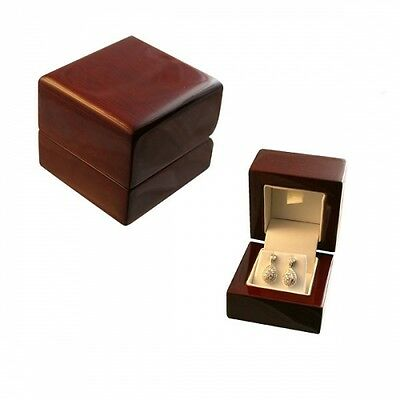 Cherrywood Earring Box