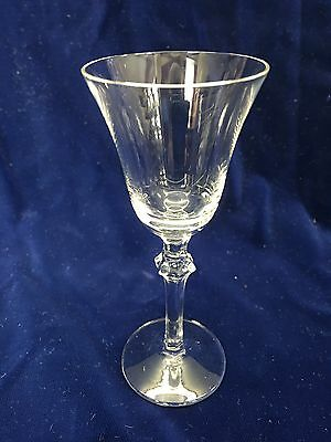 Heisey Glass Old Glory cordial 1 oz excellent preowned condition