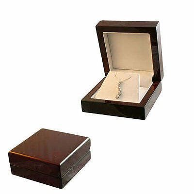 Cherrywood Pendant Box
