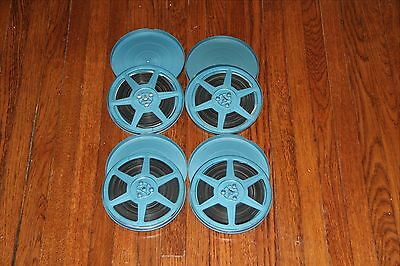 4- Regular 8mm New Jersey Family Home Movies 1950's