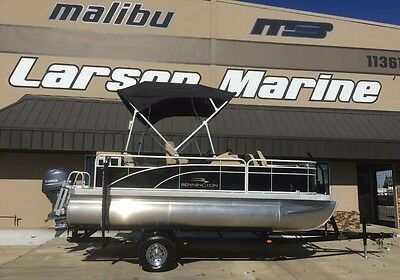 2016 Bennington 188 Sf Pontoon Boat--Brand New With Full Factory Warranty!