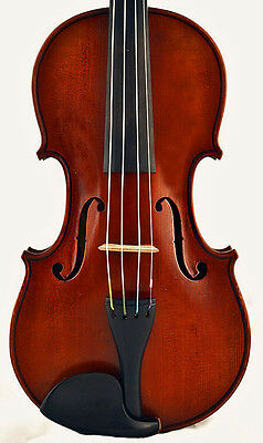 Old French certified violin made by Henri Miller