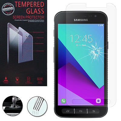 Lot/ Pack Film Verre Trempe Protecteur Samsung Galaxy Xcover 4 SM-G390F