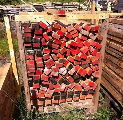 Bulk Load of softwood timber 50mm x 75mm x 1200mm
