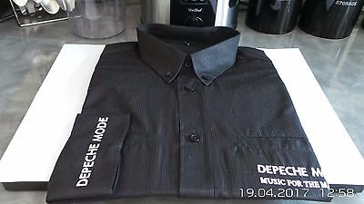 Depeche Mode Shirt-Music For The Masses (2) Long sleeve