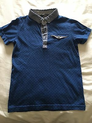 Boys Polo Shirt 4-5 Years