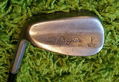 Karifar Forgan St Andrews Vintage Left Handed 8 Iron Golf Club