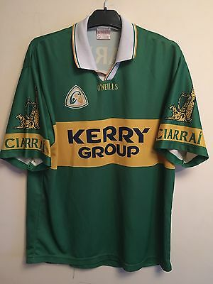 Kerry GAA  2000/2002 Large Adult No.13 Player Issue Gaelic Football Jersey