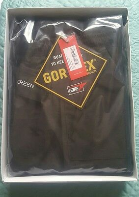 New Galvin Green ALF waterproof trousers atx black Large