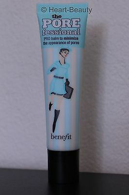 Benefit POREfessional Pro Balm Face Primer - 22 ml Full Size ~ Sealed ~ Unboxed