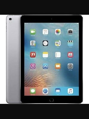 New Apple Ipad 32GB, Wifi & Cellular, 9.7in - Space Grey