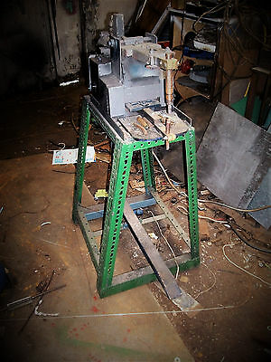 spot welder foot operated 10kva welds up to 3 + 3mm