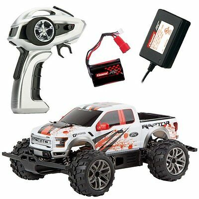 Carrera RC 370183006 Ford F-150 Raptor 2.4 GHz RTR 1:18