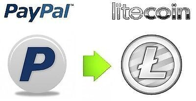1.00 Litecoin Direct to Your Litecoin Wallet (12 hours)