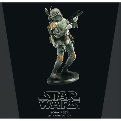 Star Wars Elite Collection Boba Fett #2 Figur Statue Attakus