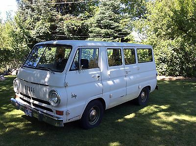 1965 Dodge A-100  Dodge van 1965 double side doors